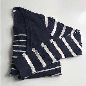 Gap Striped Cardigan, Medium